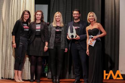 Diabetes-Community Blood Sugar Lounge gewinnt den Health:Angel 2019