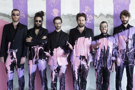 Acollective – Indie-Pop-Rock aus Israel  Copyright Acollective