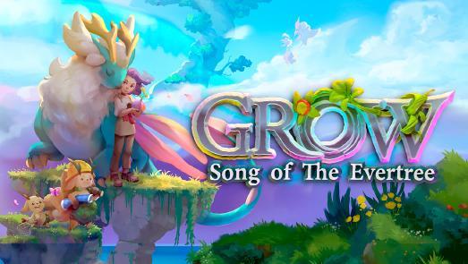 Grow: Song of the Evertree - Ein atemberaubendes Weltenbauer-Sandbox-Abenteuer von 505 Games und Prideful Sloth