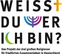 "Logo des Projekts ""Weißt Du, wer ich bin?"" © www.weisstduwerichbin.de"
