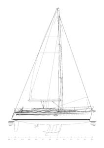 B38c sailplan