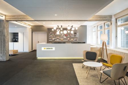 2. Platz – Publikumspreis; Zalando Lounge Berlin / Foto: © Gregor Schuster