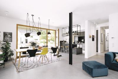 WeberHaus stellt neues Ausstellungshaus sunshine in Rheinau-Linx vor