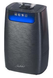 Carlo Milano Ultraschall-Aroma-Luftbefeuchter & -reiniger LBF-400 mit Ionisator