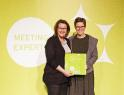 Esslingen live gewinnt Meeting Experts Green Award der Kategorie Nachhaltiges Personalmanagement