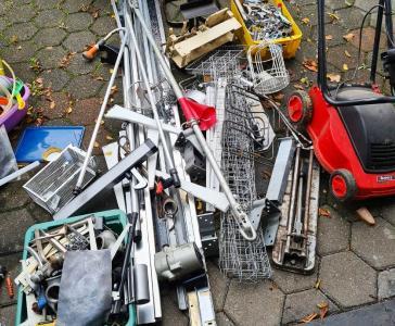Schrottdienste aller Art durch Schrotthändler aus Mülheim an der Ruhr