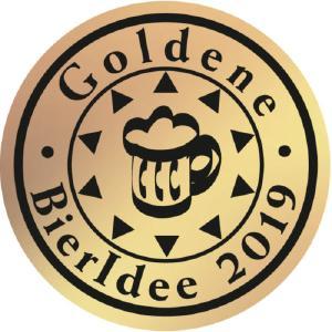 Goldene BierIdee 2019