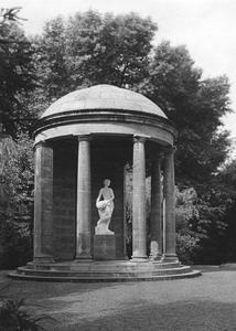 Der Flora-Tempel – die Ruhestätte von Carl und Johanna Duisberg, Foto: Bayer AG