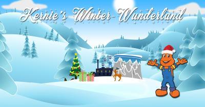 Banner Kernie´s Winter-Wunderland