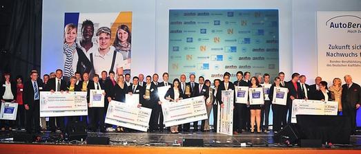 Die TOP 5 Bundesbildungspreis 2013