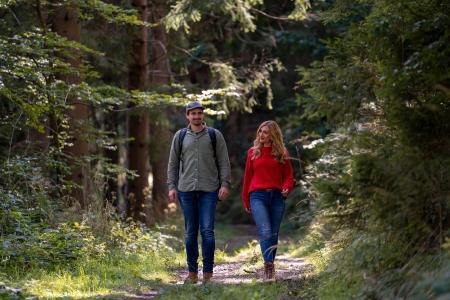 Wöchentlichen KTW-Wanderungen im September / Bild: Stadtmarketing Bad Harzburg, Best Mountain Artists