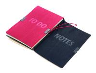 No matter how you turn it, NOTES & TO-DO redefines the notepad