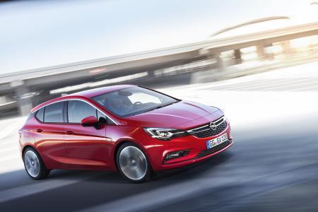 Auto des Jahres: Zum Anstieg der europaweiten Verkäufe trug vor allem der neue Opel Astra bei