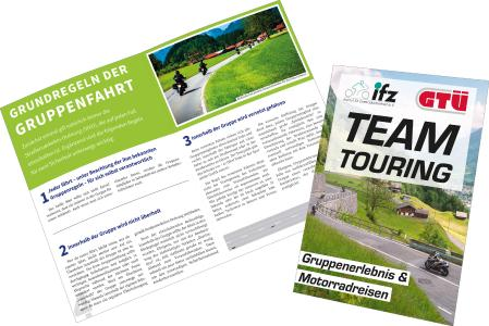 Team Touring Cover