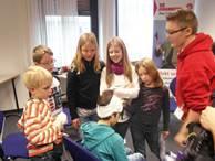 Kinderbetreuung am Buß- und Bettag / Foto: uniVersa