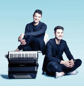 Duo contrust / Foto Guido Werner