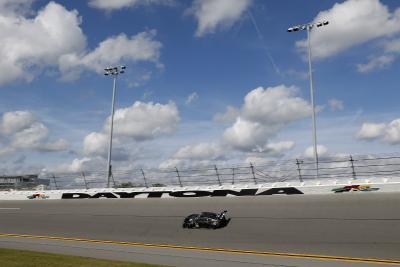 BMW M8 GTE, offizielle IMSA Testfahrten, Daytona
