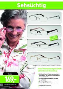 Werbung mit und für aktive Optiker
