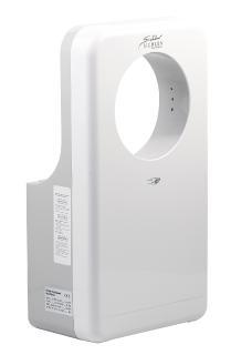 Sichler Haushaltsgeräte Vollautomatischer Profi-Händetrockner mit LED-Beleuchtung, 1.450 Watt