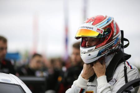 Mikkel Jensen, BMW Motorsport Junior
