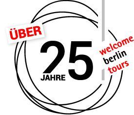 Logo welcome berlin tours