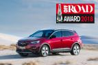 Best in Class: Opel Grandland X Wins Off Road Award