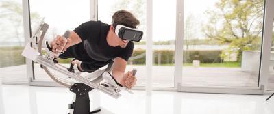 ICAROS VR-flight pro