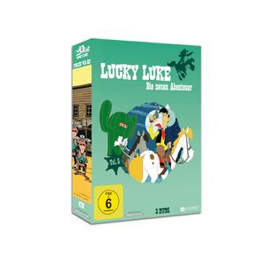 Lucky Luke – Die neuen Abenteuer Vol.5 – ab 19.05.2011 als 3DVD-Box im Handel!