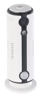 VisorTech GSM-IP-Überwachungskamera IPC-840.hd