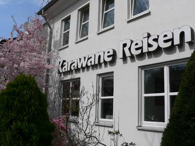 Karawane in Ludwigsburg