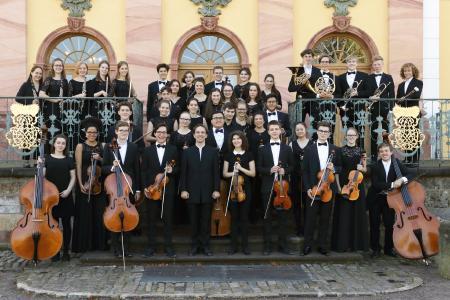 Musikgymnasium Orchester / Foto: Gerold Herzog