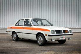 Der Name ist Programm: OSV steht für Opel Safety Vehicle und die Zahl 40 für die Frontalaufprall-Geschwindigkeit in Meilen pro Stunde, auf die der OSV 40 ausgelegt ist