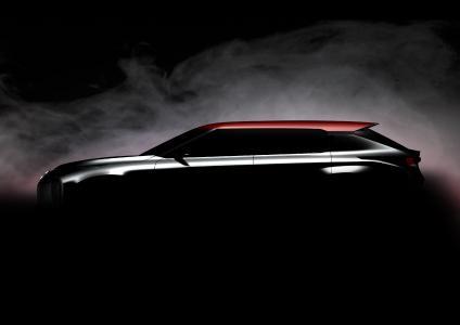 """Auf der diesjährigen Paris Motor Show im Herbst feiert das SUV-Coupé """"Ground Tourer Concept"""" Weltpremiere"""