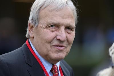 Hans-Ludolf Matthiessen Vorstandsmitglied des Hamburger Renn-Club e.V.