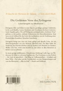 Die Goldenen Verse des Pythagoras - Lebensregeln zur Meditation - U4