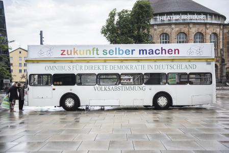 OMNIBUS für Direkte Demokratie © OMNIBUS FÜR DIREKTE DEMOKRATIE