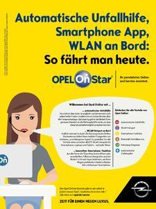 Opel OnStar Kampagne