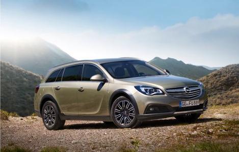 Ein völlig anderer Opel Insignia: Der neue Country Tourer mit mehr Bodenfreiheit, Unterfahrschutz-Elementen, hochmodernem Opel-Allradantrieb und bärenstarkem Durchzug