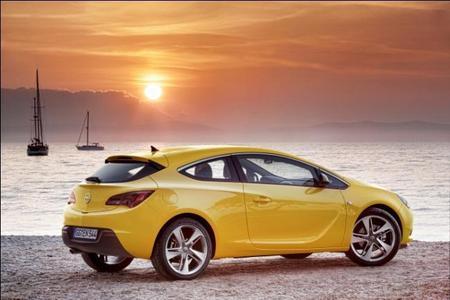 Scharfe Optik, scharfer Typ - der neue Opel Astra GTC 3