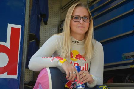 Starke Partner im Rücken: Opel, Pirelli und Red Bull fördern das italienische Rallye-Talent Tamara Molinaro