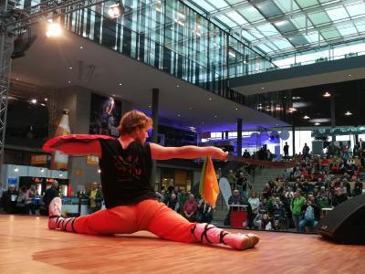 Shaolin Show CMT