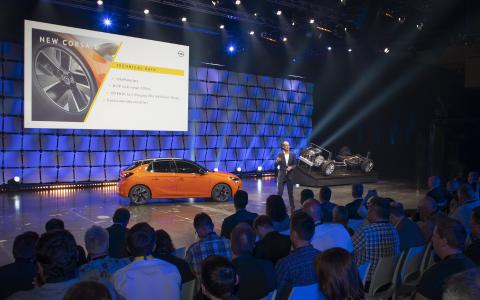 """Opel Goes Electric"": CEO Lohscheller Presents New Corsa-e and Grandland X PHEV"