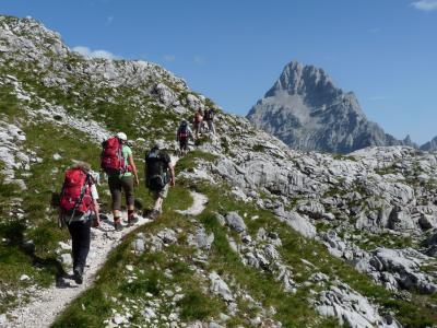 Gipfelstürmer zieht es in die Alpen - Richtung Watzmann oder Zugspitze