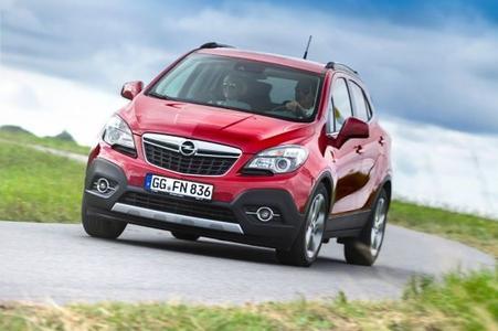 Mit dem neuen Mokka halten zum ersten Mal zahlreiche Opel-exklusive Fahrerassistenzsysteme im subkompakten SUV-Segment Einzug