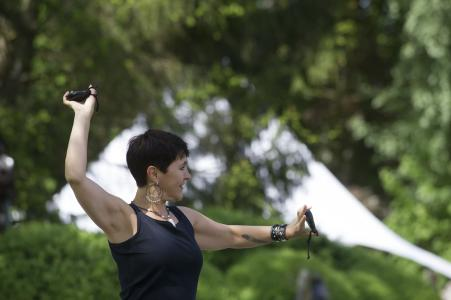 Ari la Chispa, Flamenco