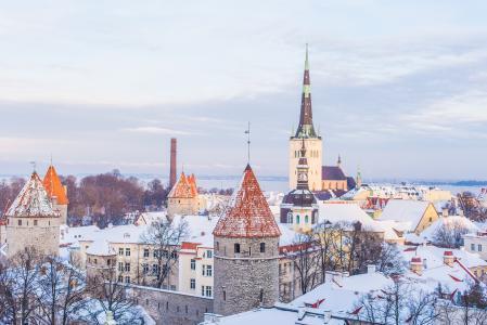Eintauchen in die märchenhafte Altstadt von Tallinn