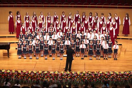 Philharmonischer Kinderchor Dresden von Asienreise zurück
