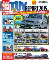 TÜV SÜD: Platz zwei für bayrische Autos