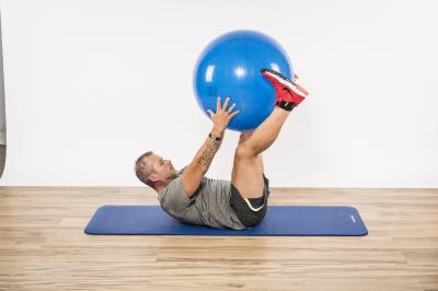 Übung aus Fitter, stärker, schlanker