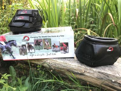 Hufschuhanzieher - Der Cavallo Simple Boot
